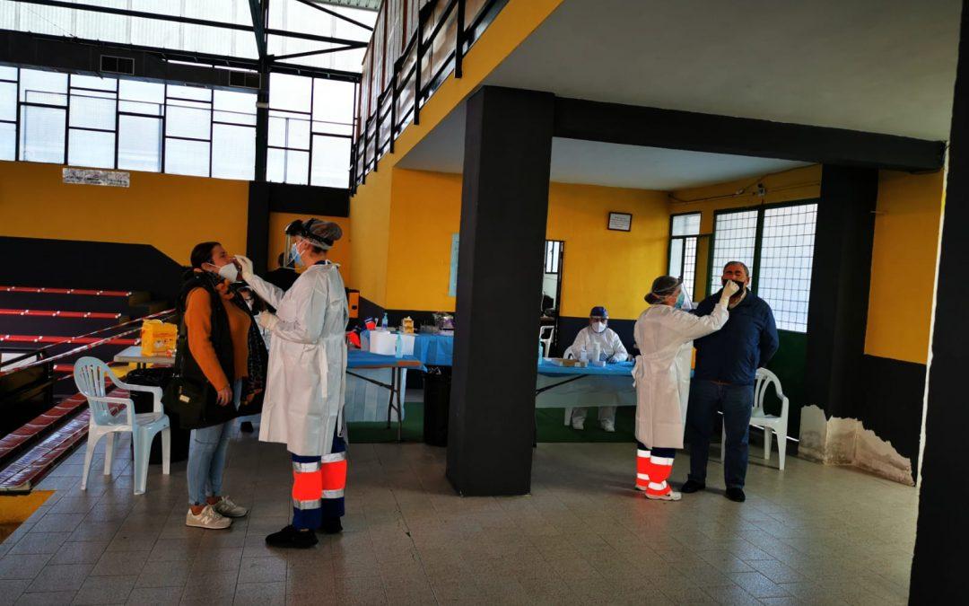 Villanueva de la Reina registra 1 contagio en los últimos 7 días, notificado este viernes