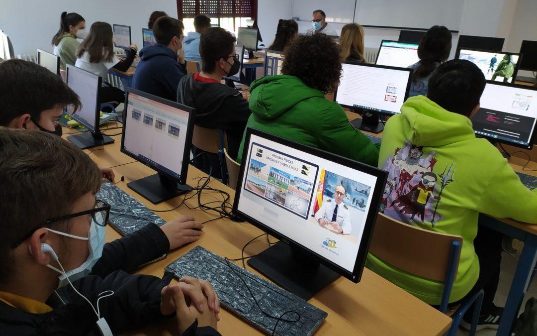 El V Salón del Estudiante de Marmolejo recibió 13.000 visitas