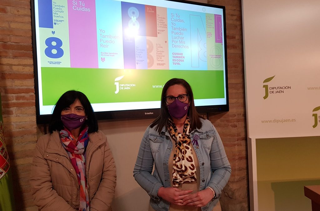 Amplia agenda de la Diputación por el Día de las Mujeres