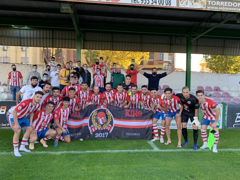 El Torredonjimeno cayó en su visita al Atlético Porcuna