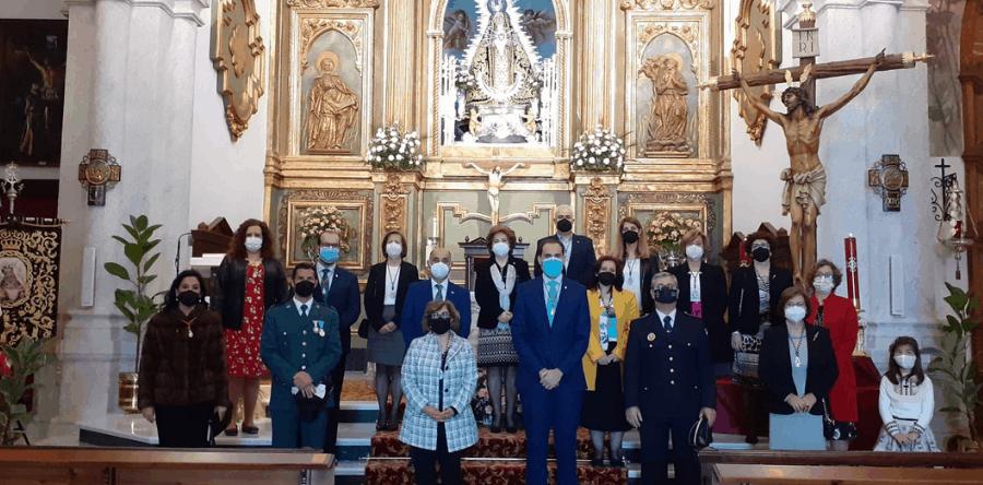 San Juan acoge la celebración del día de la patrona
