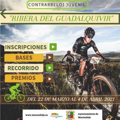 "Contrarreloj juvenil ""Ribera del Guadalquivir"""
