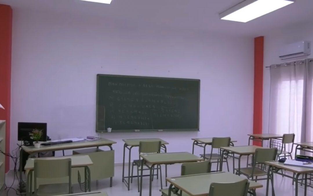 Nueva ubicación para la Escuela de Adultos de Marmolejo