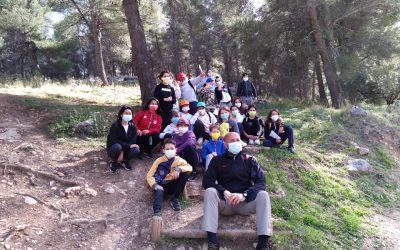 Los escolares de Jaén se conectan con la Naturaleza