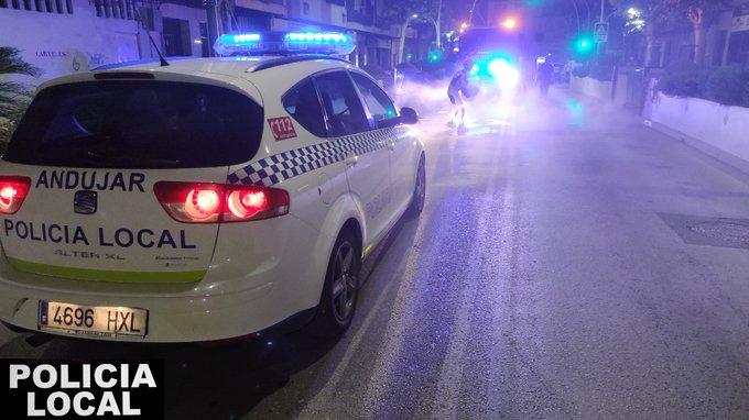 CCOO denuncia la crítica situación del Cuerpo de Policía Local en Andújar