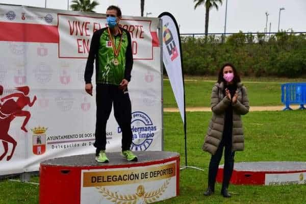 """El linarense """"Aouita"""" hace doblete en el Campeonato de España de Campo a Través"""