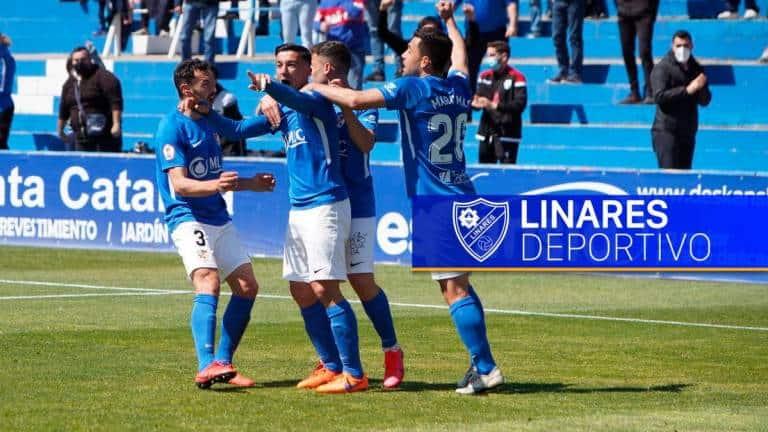El Linares Deportivo entra en la Primera División RFEF