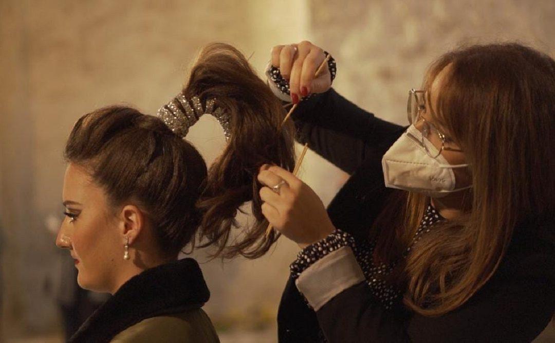 Una peluquera de Jamilena opta al premio Peluquero Andaluz del Año