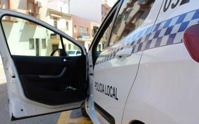 La Policía Local desaloja un concierto sin autorización que se celebraba en un local del Polígono de Los Olivares