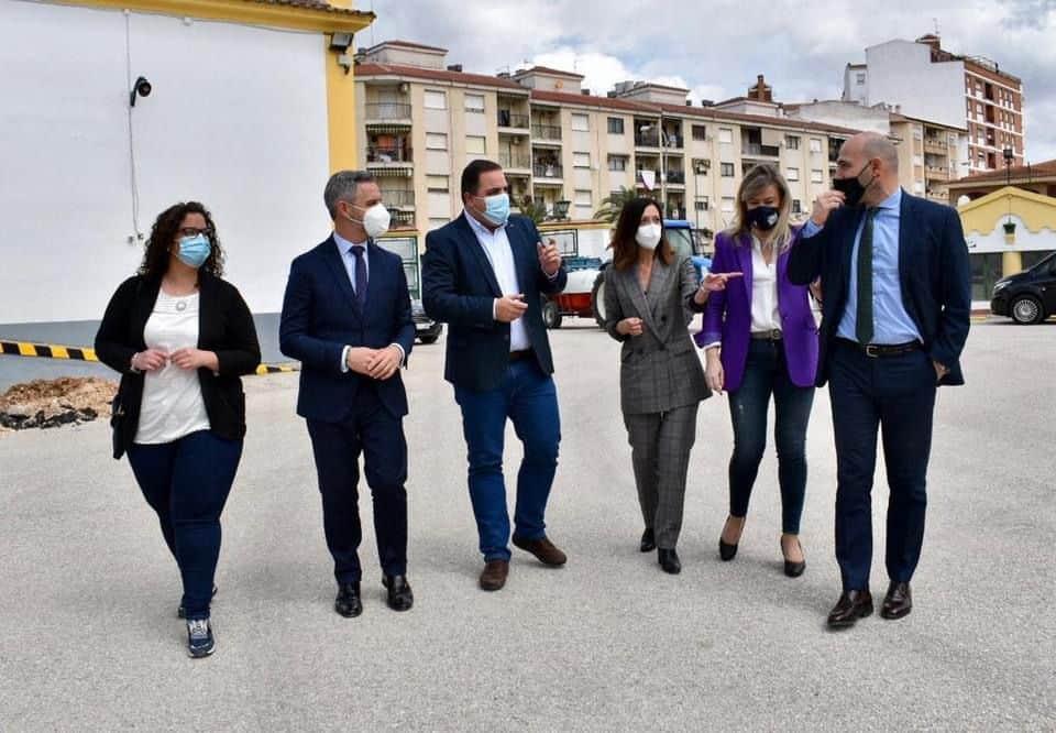 La Junta incentiva con casi un millón de euros a la SCA Virgen de la Villa de Martos