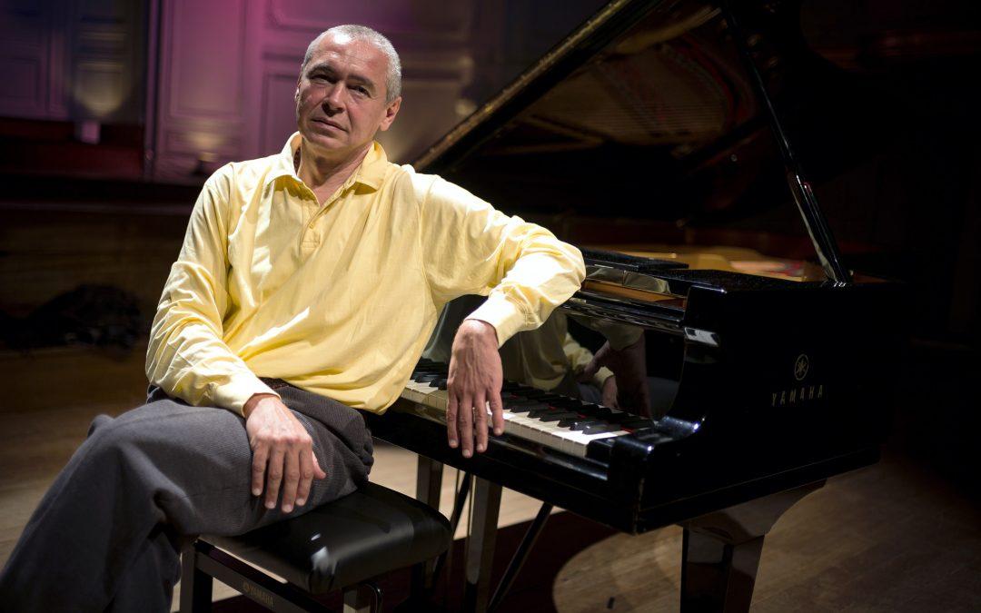 """El músico serbio Ivo Pogorelich ofrece mañana el concierto inaugural del 62º Premio """"Jaén"""" de Piano de la Diputación"""