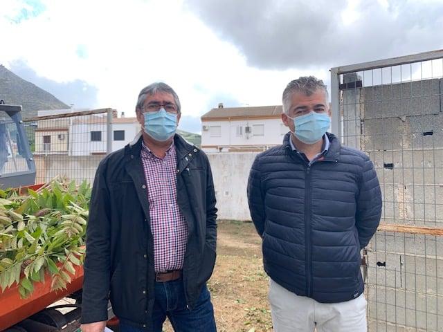 El Ayuntamiento de Martos pide que se cumpla el vallado y limpieza de los solares