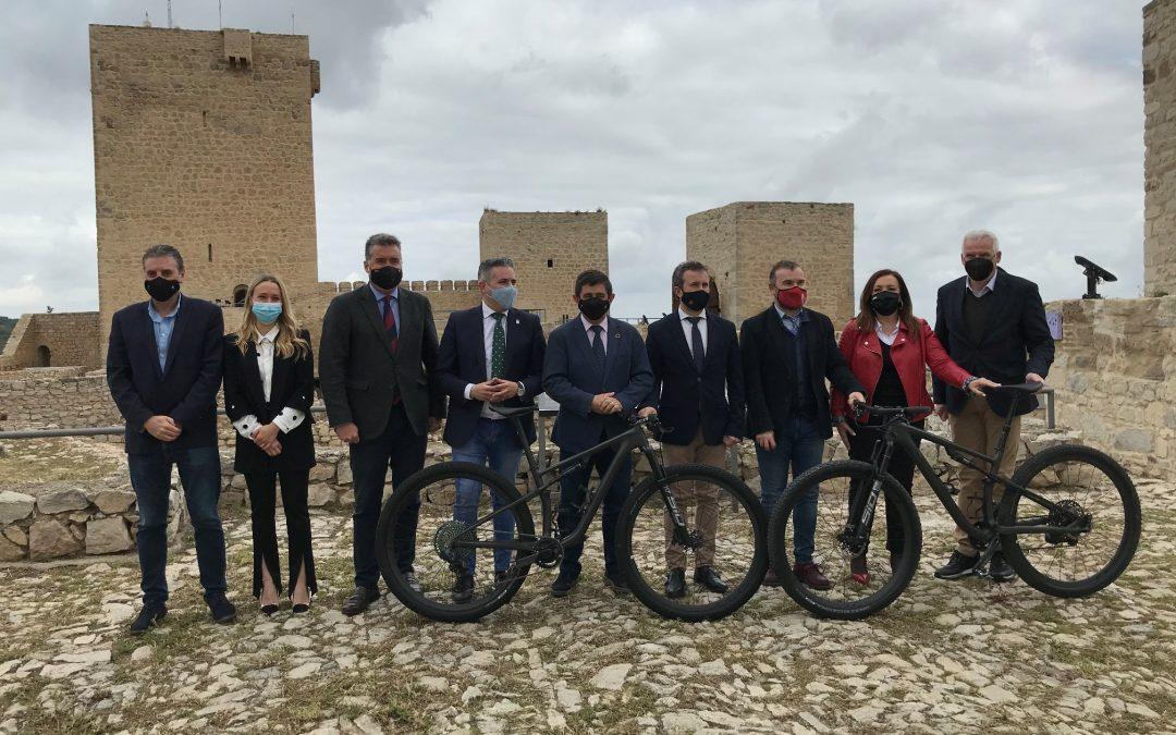 Presentada la nueva edición de la Andalucía Bike Race