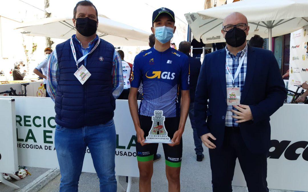 """El holandés Timo de Jong ganó la XXXVII Clásica Ciclista """"Ciudad de Torredonjimeno"""""""