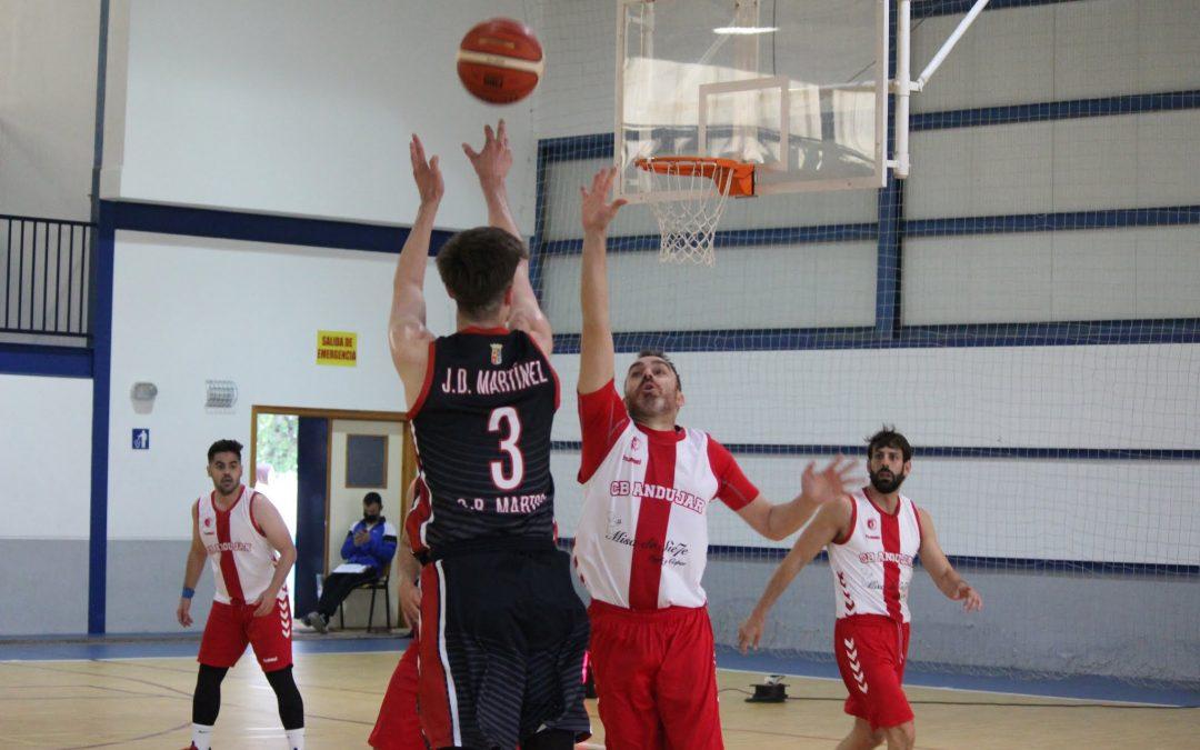 El Martos CB se alza con la Copa Diputación de Baloncesto