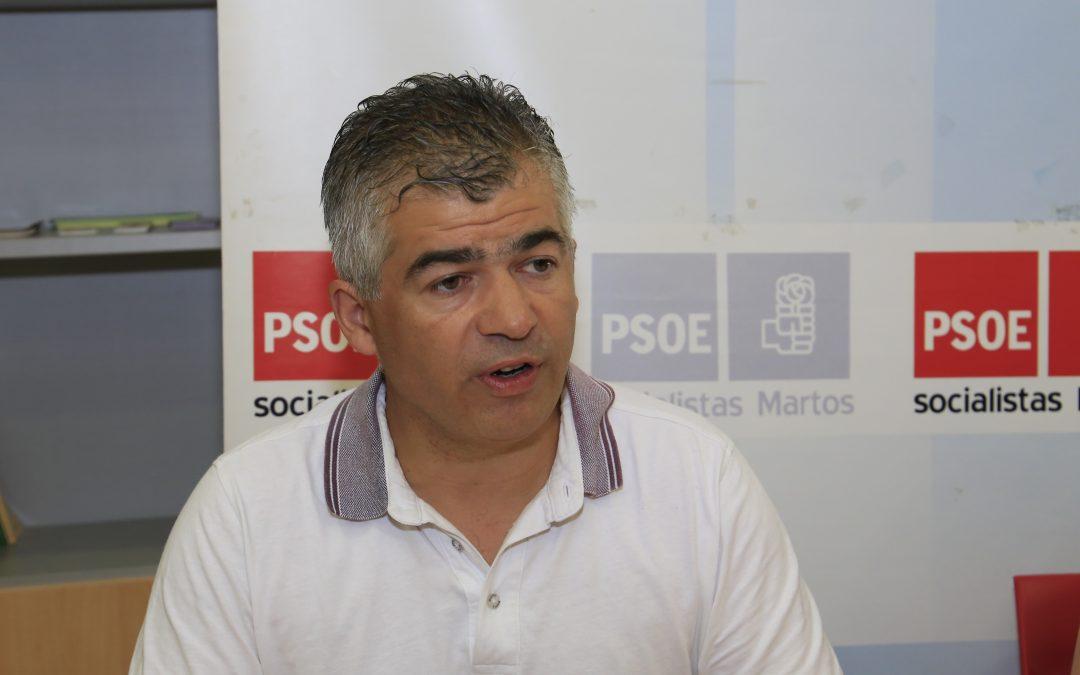 El PSOE de Martos muestra su satisfacción por la reducción de módulos al sector agrario