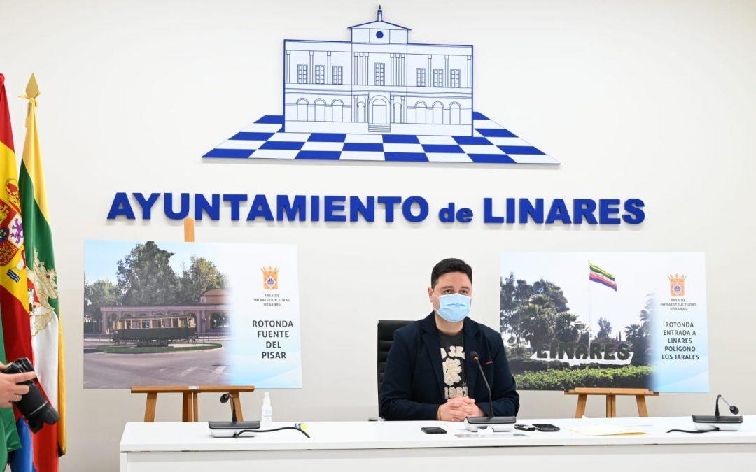 Actuaciones en Linares con cargo al PFEA