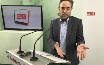 """El PSOE de Jaén exige a la Junta """"que mueva ficha"""" para ampliar suelo industrial en Martos"""