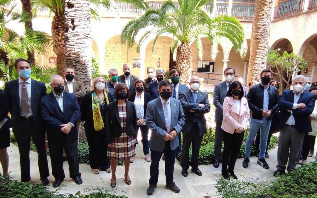 Manuel Parras reelegido presidente del CES Provincial de Jaén
