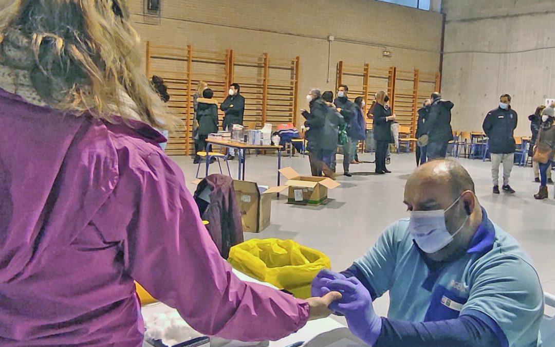 La provincia de Jaén registra 381 contagios en las últimas 24 horas