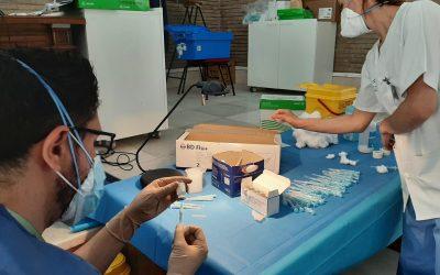 La provincia suma 342 contagios en las últimas 48 horas