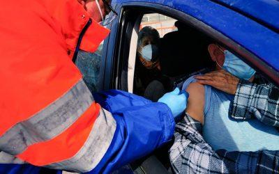 Jaén repite cifra y notifica este jueves otros 111 nuevos contagios