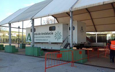 La tasa covid sigue estable en Jaén, hoy en 211 casos por cada 100.000 habitantes