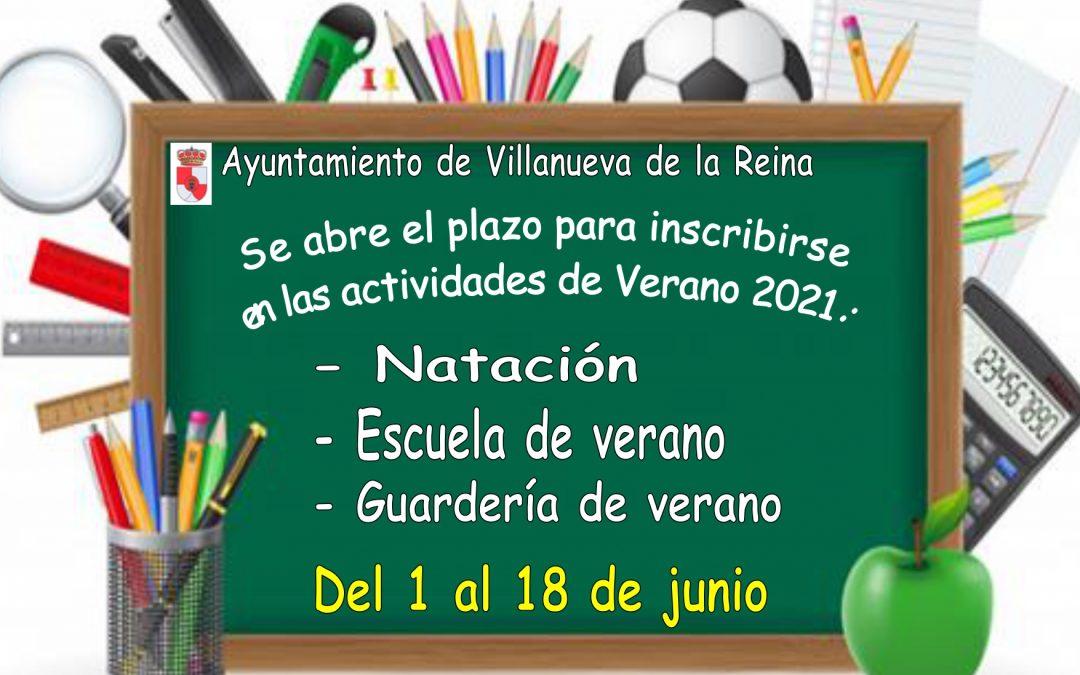 El Ayuntamiento de Villanueva presenta actividades para este verano