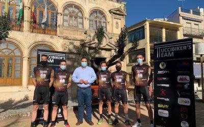 Un equipo marteño en la Andalucia Bike Race 2021