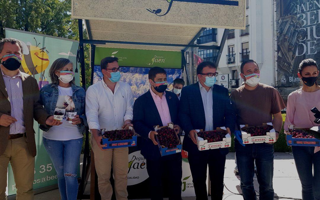La IX Muestra Provincial de la Cereza llegará a una decena de municipios jiennenses