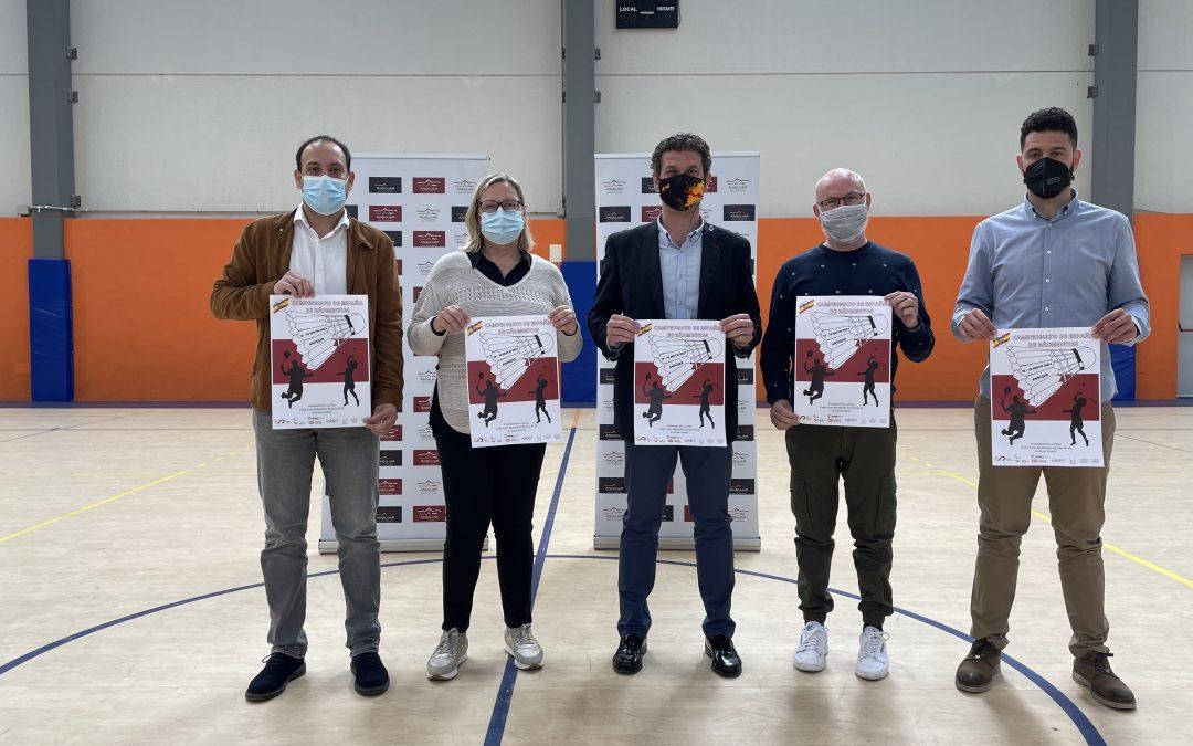 Andújar acogerá el Campeonato de España de Bádminton para personas sordas