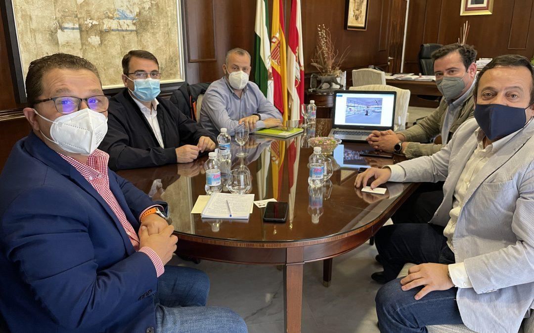 La empresa Díaz Cadenas abrirá un establecimiento de alimentación en Andújar el próximo mes de junio