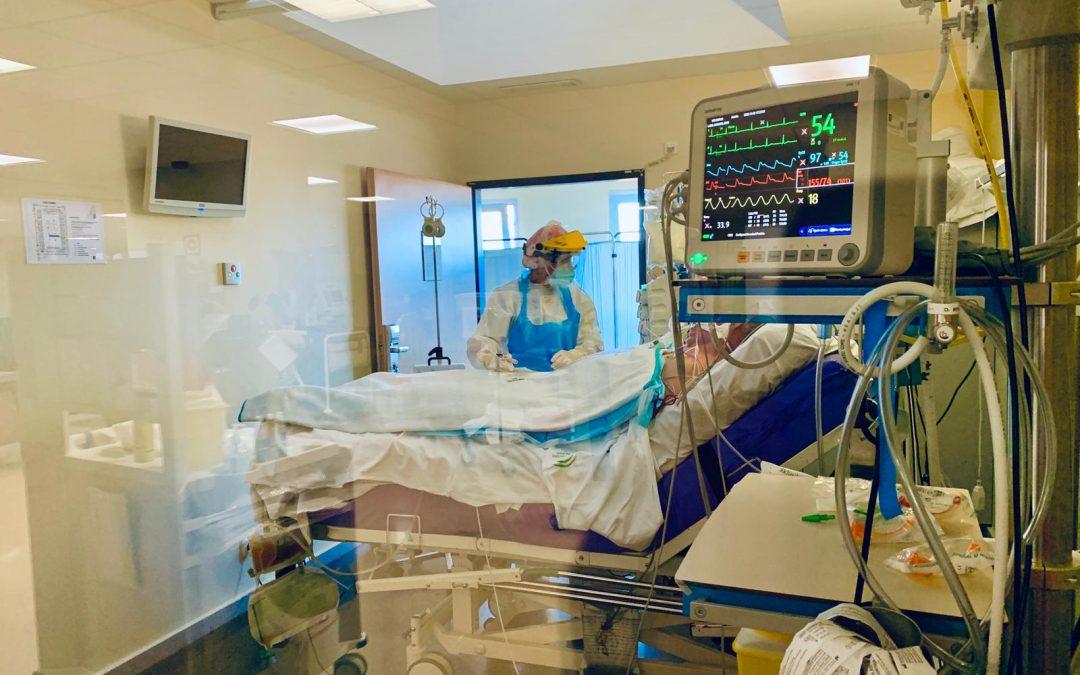 El Hospital Alto Guadalquivir cumple 22 años de asistencia sanitaria con 30,7 millones de actos asistenciales realizados
