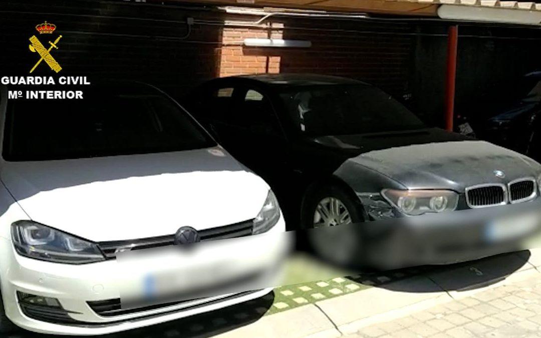 Desarticulado un grupo criminal en Andújar por la estafa en la compra-venta de vehículos de segunda mano
