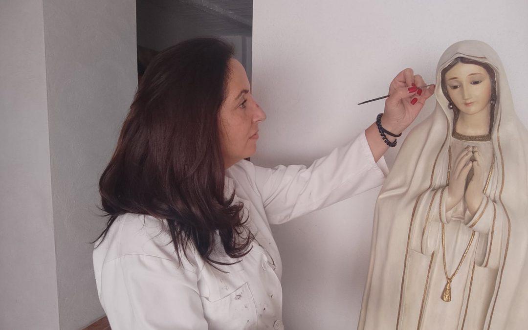 La Virgen de Fátima regresará a Alcaudete para su Festividad