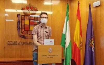 Adelante Jaén e Izquierda Unida presentarán una moción para limitar el espacio de las terrazas