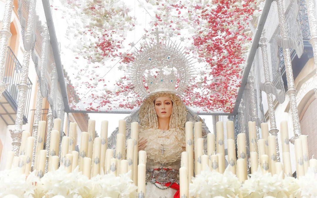 María Santísima Reina de la Paz visitará la la Parroquia de San Pedro
