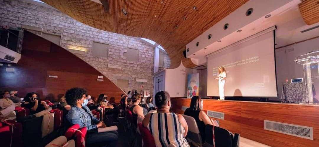 Clausura de las I Jornadas de Participación Ciudadana de Linares