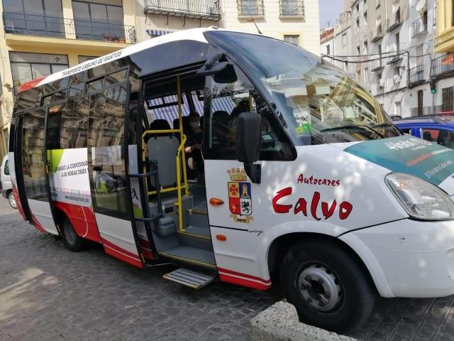 Martos recibe una subvención para paliar la caída de ingresos del transporte público