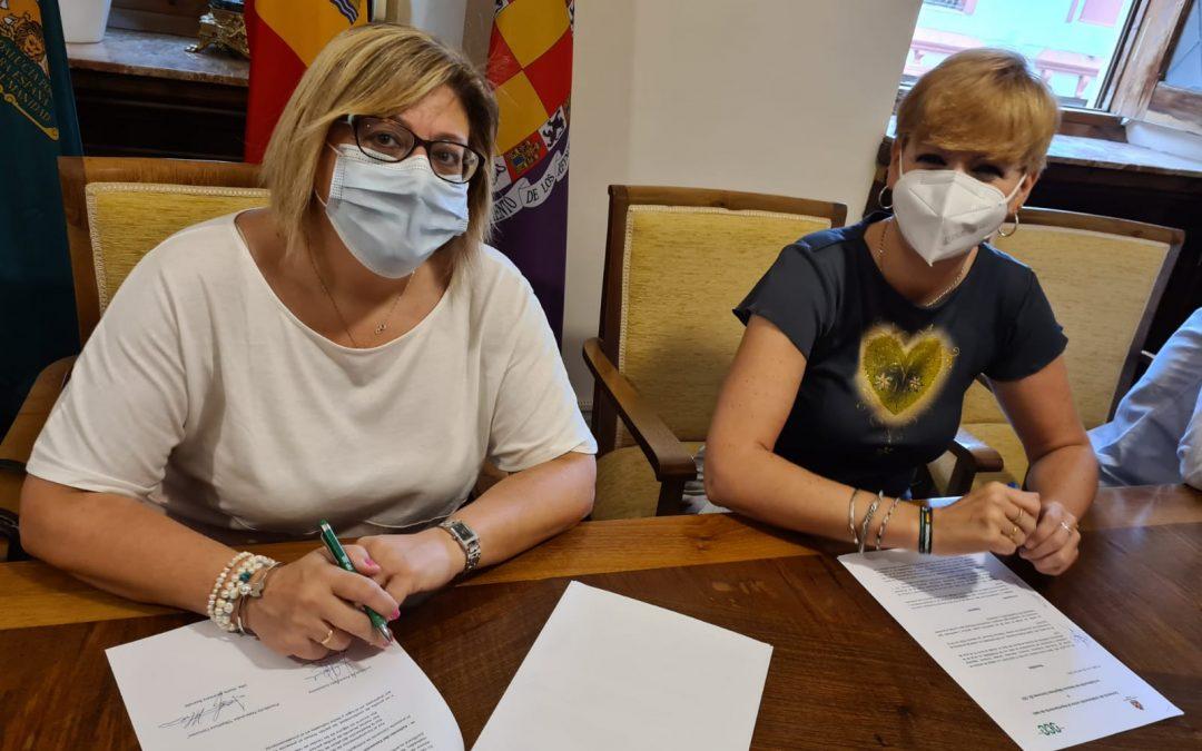 El Ayuntamiento de Jaén y OCO alcanzan un acuerdo para para fomentar actividades de dinamización de los barrios y el comercio tradicional