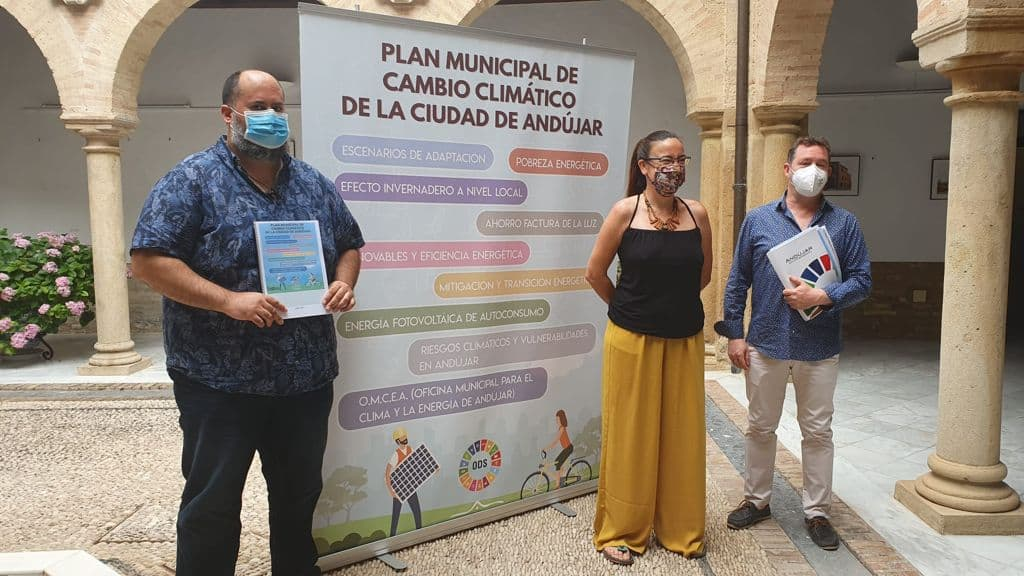 El área de Medio Ambiente y Desarrollo Sostenible combate el Cambio Climático implantando un plan municipal para mitigar sus efectos