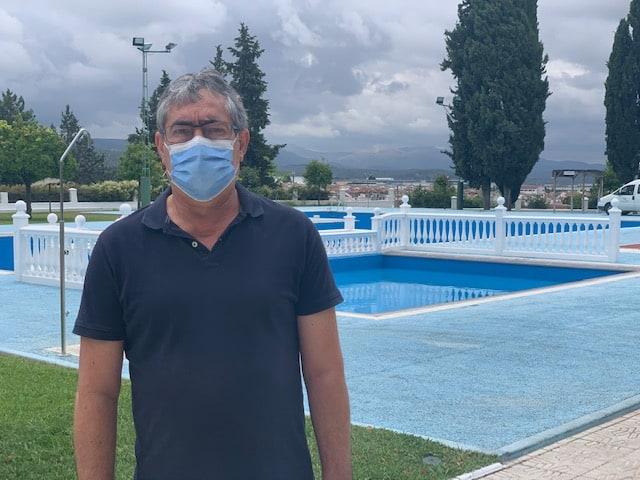 """La piscina """"Bellavista"""" se prepara para la nueva temporada"""