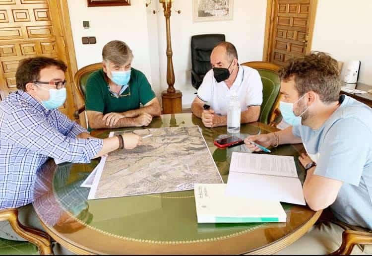 El Ayuntamiento de Castillo de Locubín abordará la modificación del acceso desde la N-432