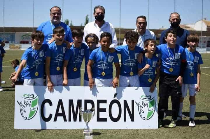 La Copa Diputación se viene a La Carolina