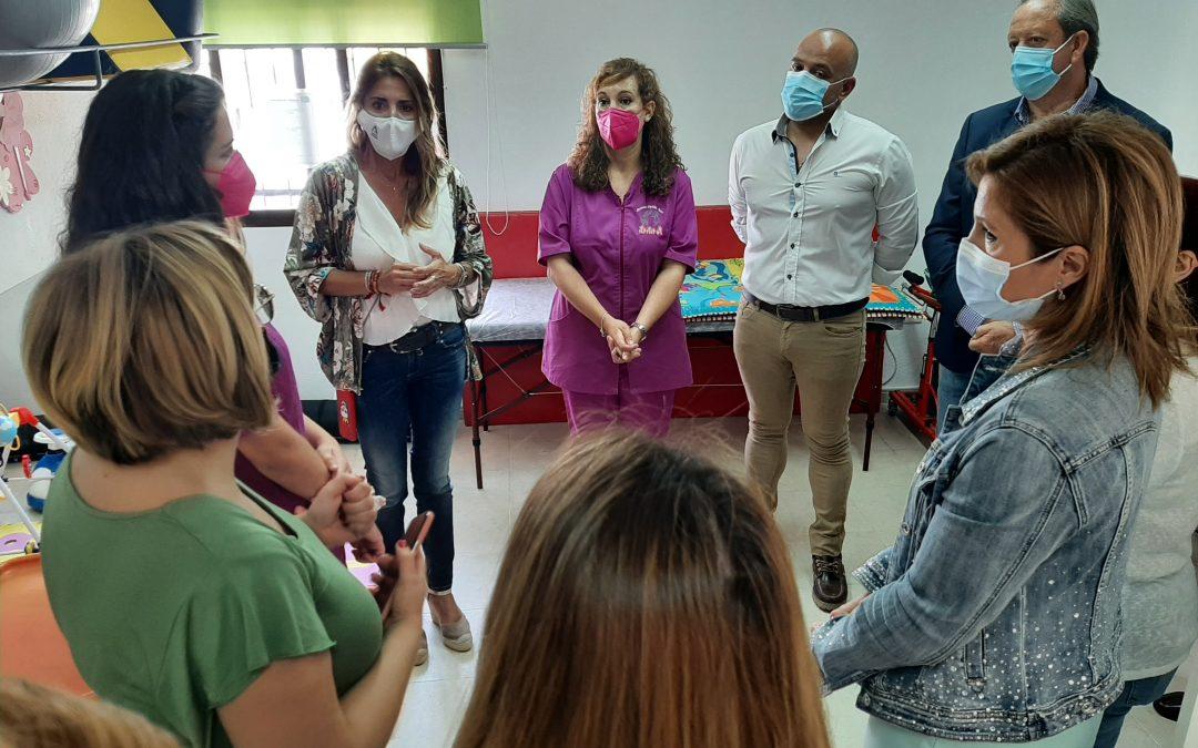 El CAIT de Arjona inicia su actividad mediante el concierto social de Salud y Familias