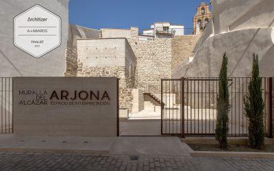 Arjona se encuentra entre los finalistas de los premios 'A + Architizer'