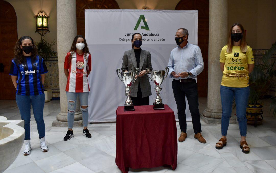 El Martos FS Femenino en la Final de la Copa Delegada