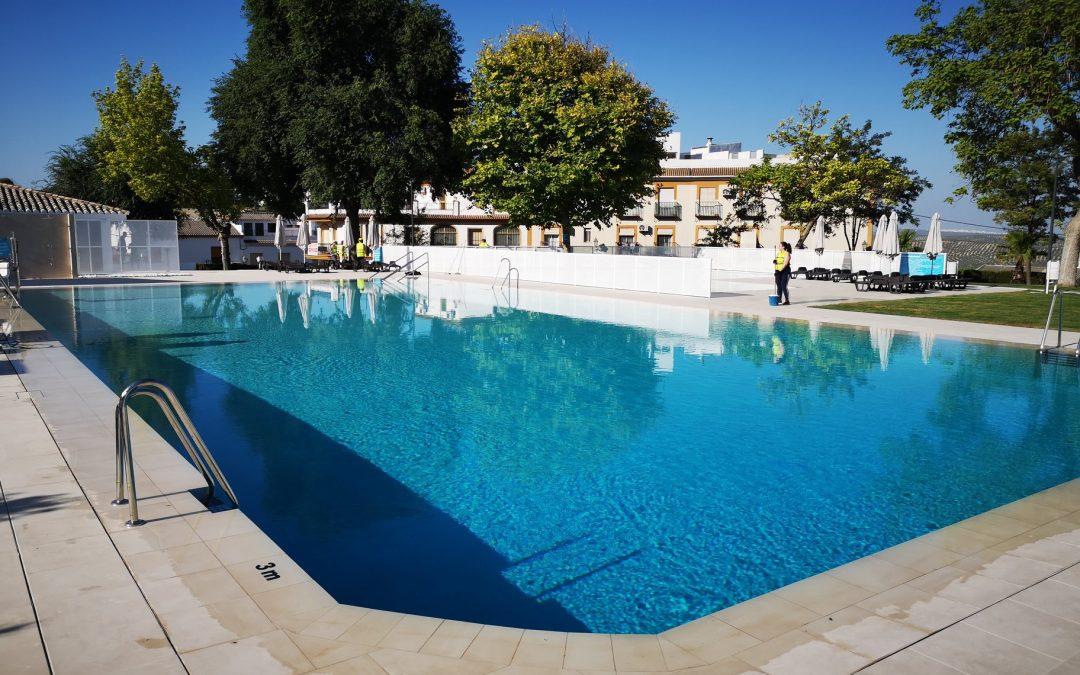 La piscina municipal abre sus puertas el próximo 21 de junio