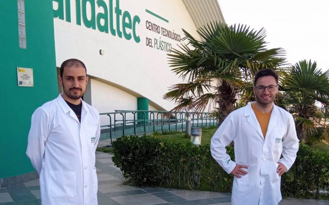 Progresos en Andaltec para fabricar un envase alimentario a partir de residuos vegetales