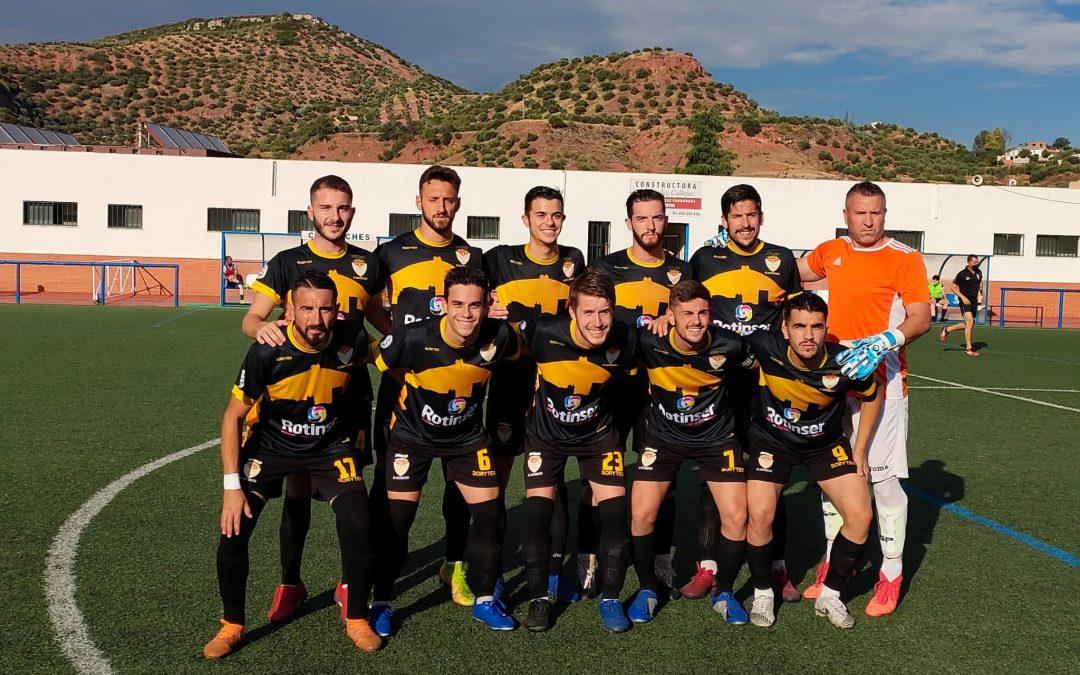 El Martos CD pasa a cuartos en la Copa Subdelegada